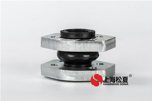 保定DN700橡胶接头如何安装